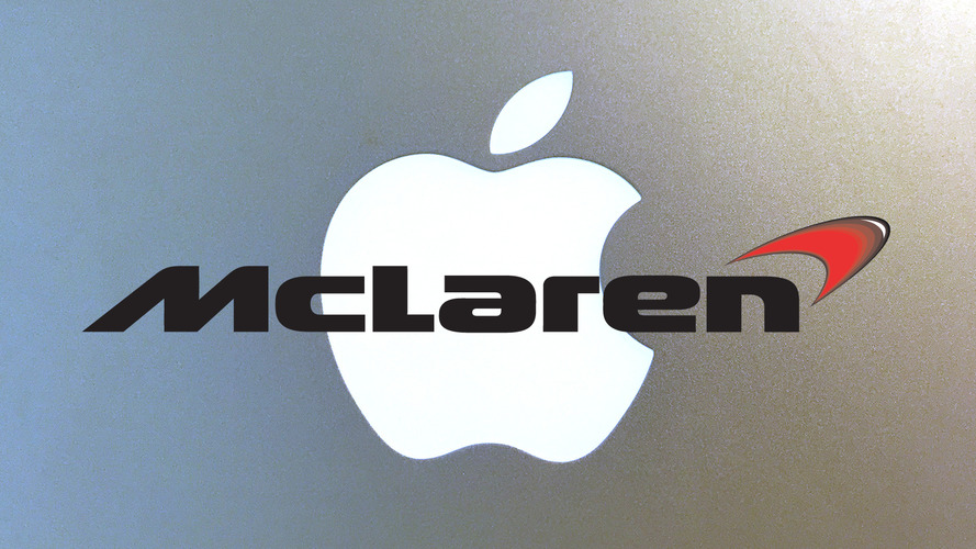 Apple linked with McLaren takeover