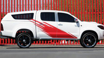 High Power Toyota Hilux Sport Concept Revealed