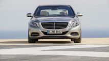 2014 Mercedes S-Class leaked photo 15.5.2013