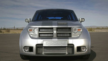 Chrysler Working on Dodge Hornet Concept Based Model
