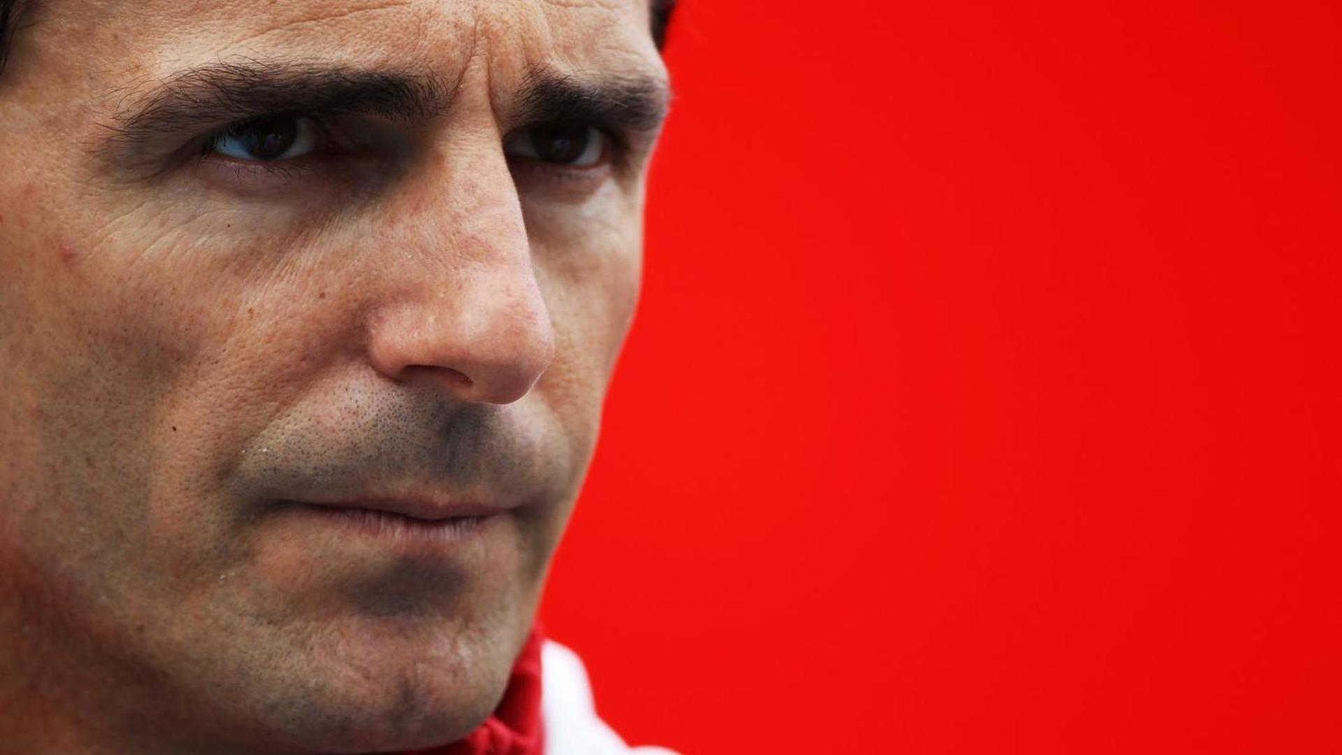De la Rosa would have replaced ill Bianchi - report