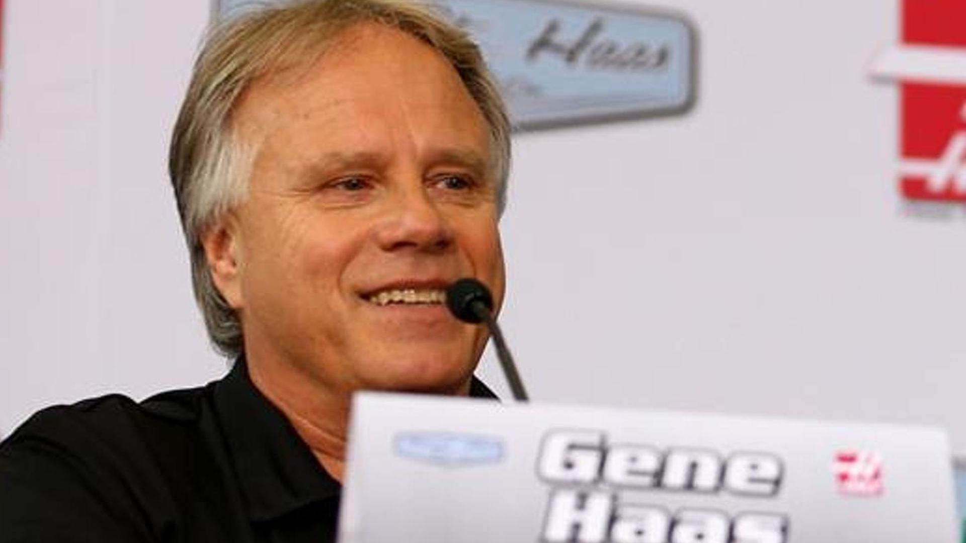 Haas confirms 2016 delay for new F1 team