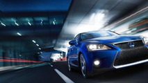 2014 Lexus CT 200h facelift revealed with minor changes