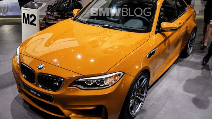 BMW M2 coming in 2016 with up to 400 PS - report