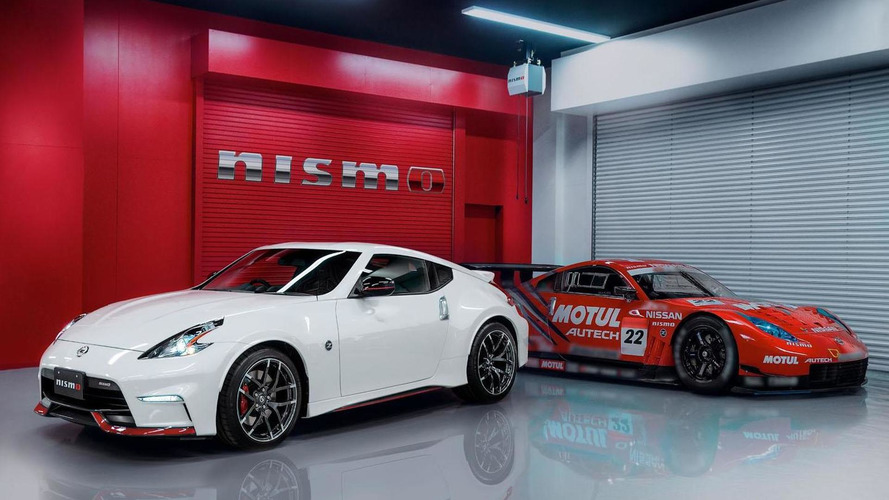2015 Nissan 370Z NISMO revealed with updated styling & a new transmission