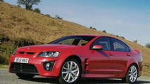 Vauxhall VXR8: In Detail