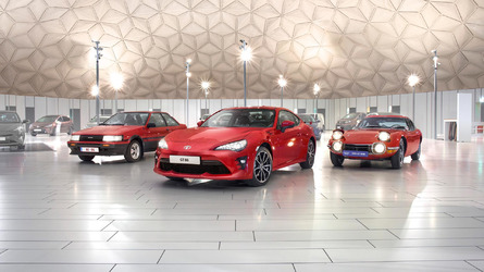 Get to know the 2017 Toyota 86 via massive 145-image gallery