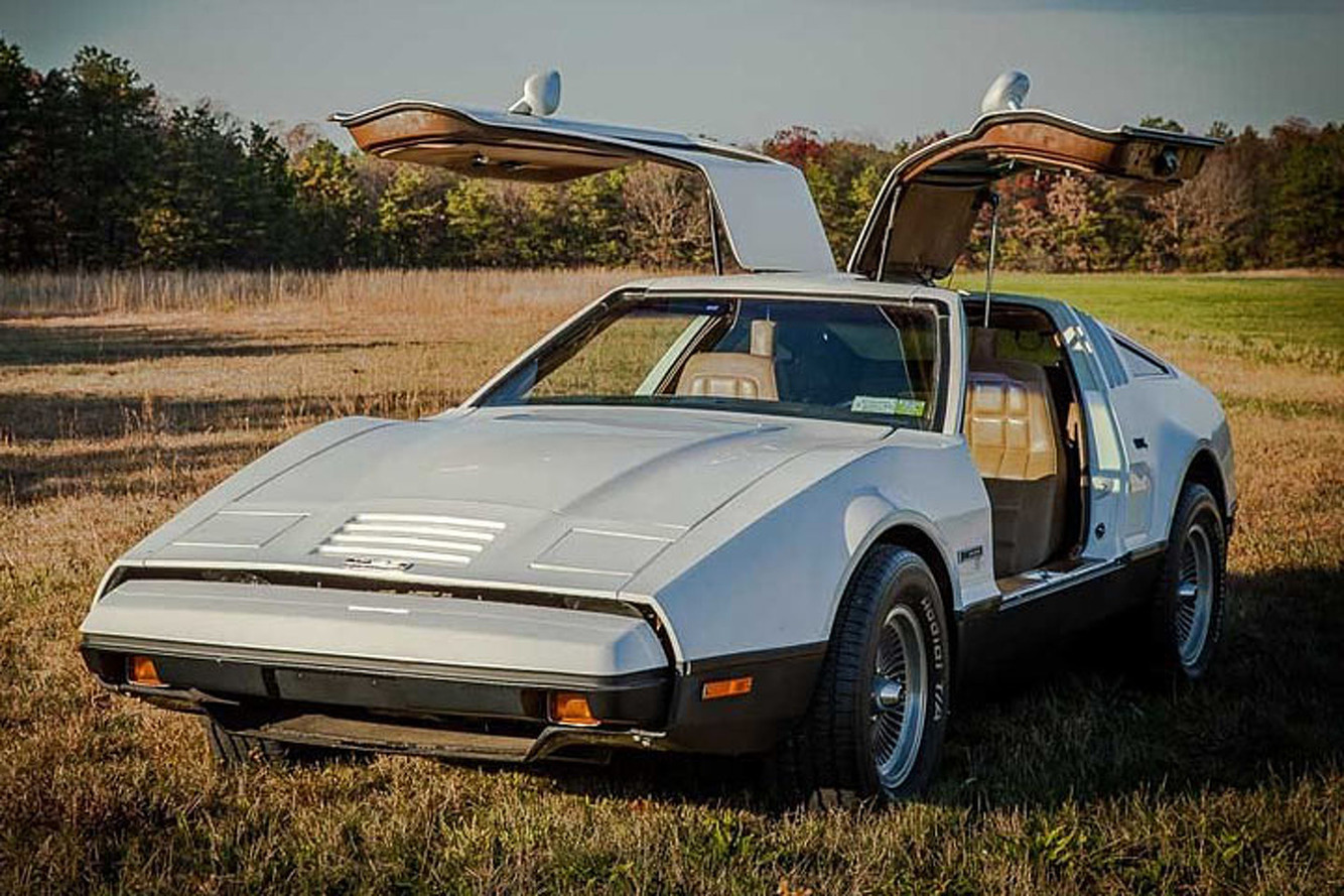 The Bricklin SV-1 was Flawed, But Oh So Cool