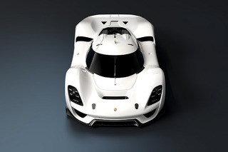 Stunning 908-04 Concept is the Race Car Porsche Should Be Building