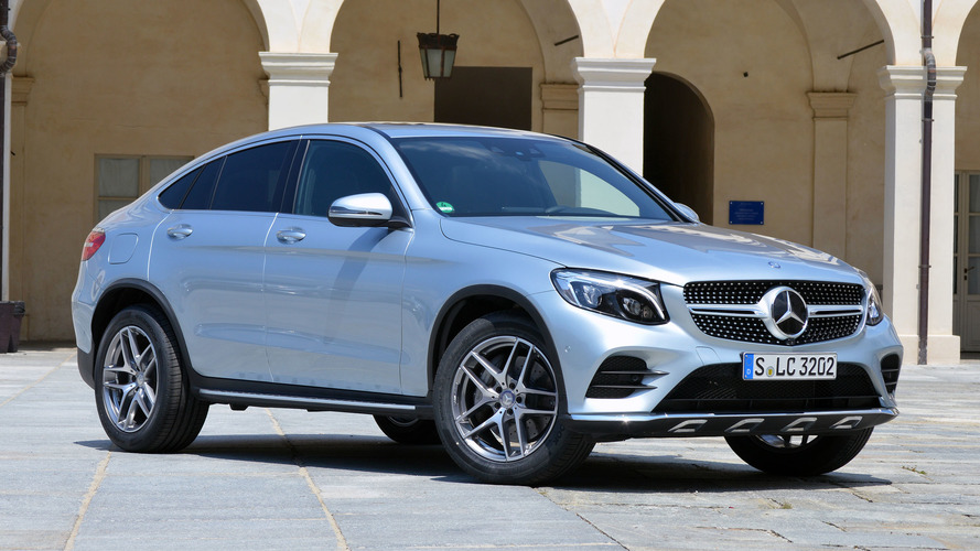 Car reviews car shows and automotive news for Mercedes benz glc300 coupe
