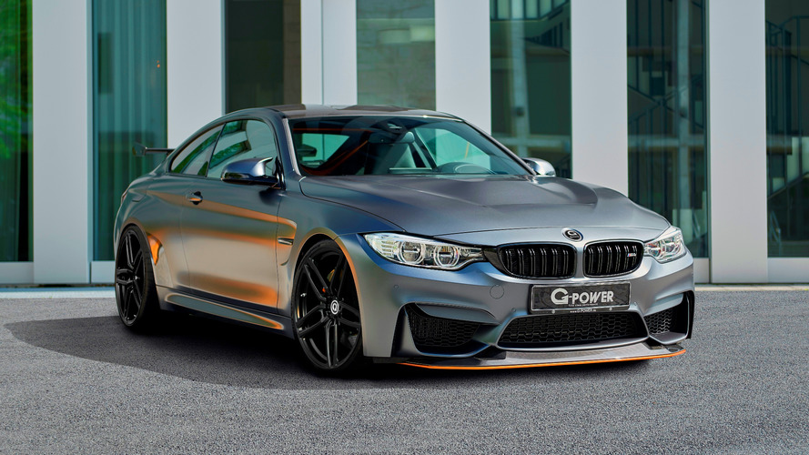 G-Power tunes the BMW M4 GTS to 615 HP