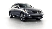 2016 Infiniti QX50 to debut in New York