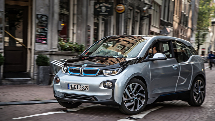 BMW says bye to people behind the i3 and i8