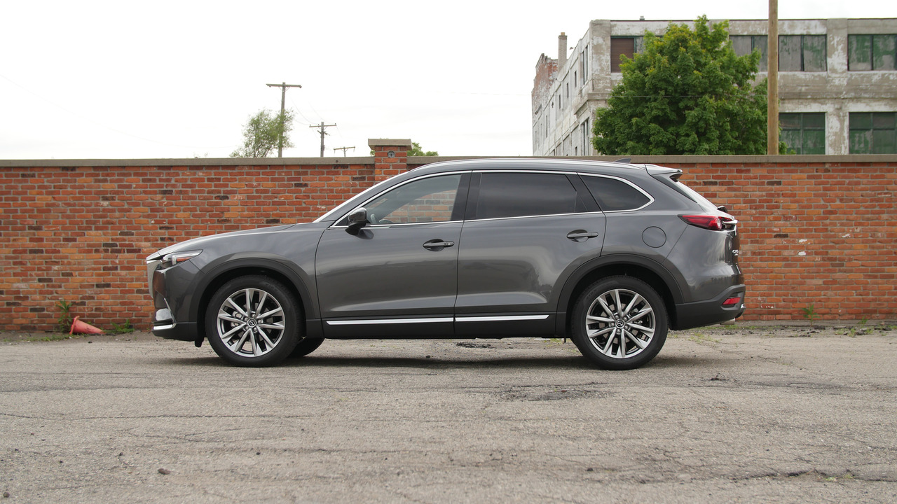 2016 Mazda CX-9 |Why Buy? Headlienr