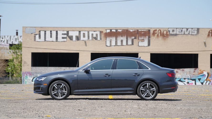 2017 Audi A4   Why Buy?