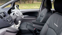 Mitsubishi Grandis Warrior - interior
