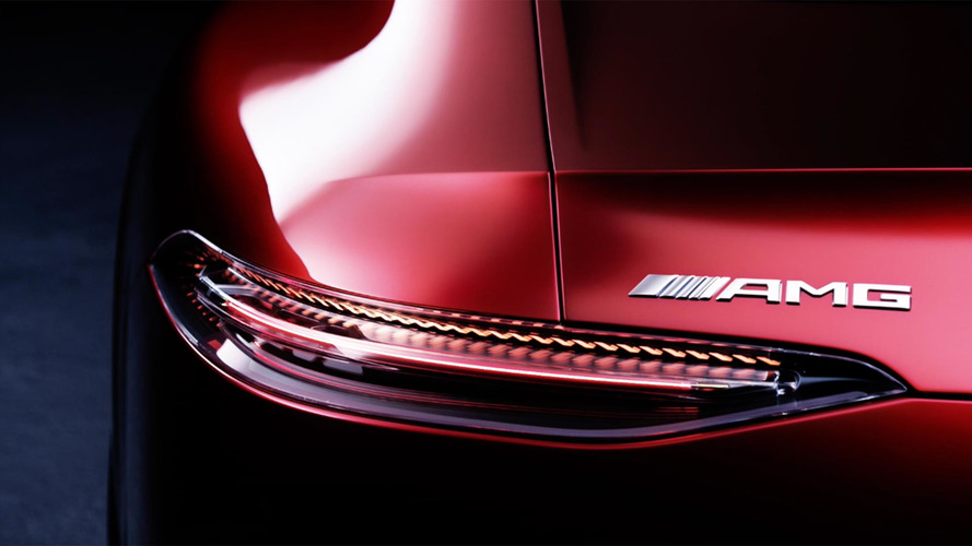 Mercedes-AMG GT Concept shows off its curves in teaser video