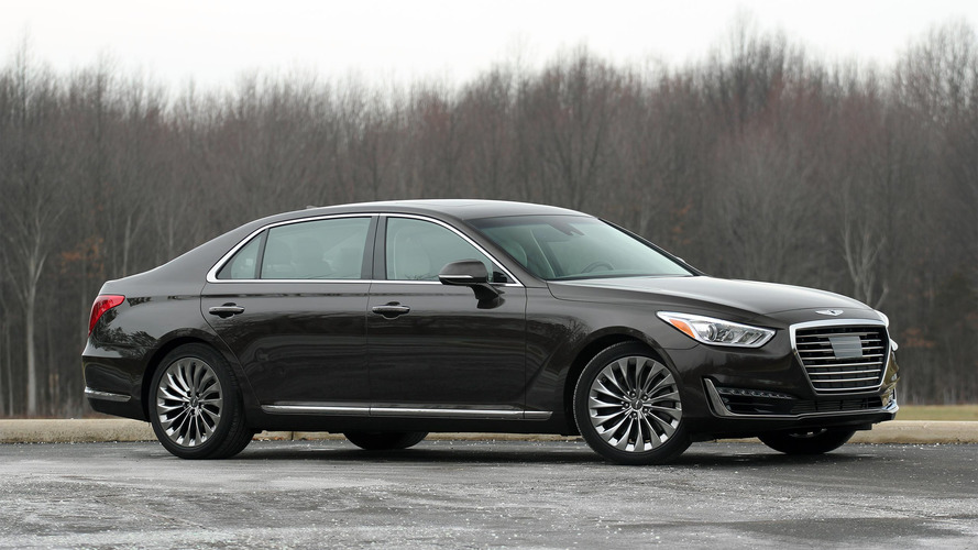 2017 Genesis G90 Review: Getting closer