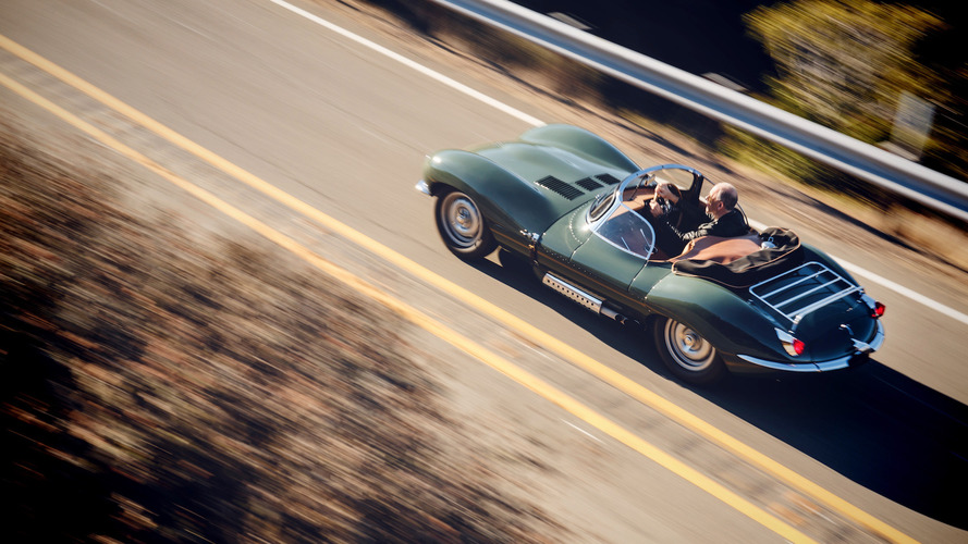 Classic Jaguar set to be most pricey auction sale
