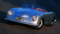 Porsche No. 1 to Show up at Pebble Beach