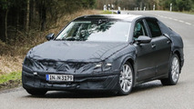 VW C Coupe GTE concept spied getting ready for production