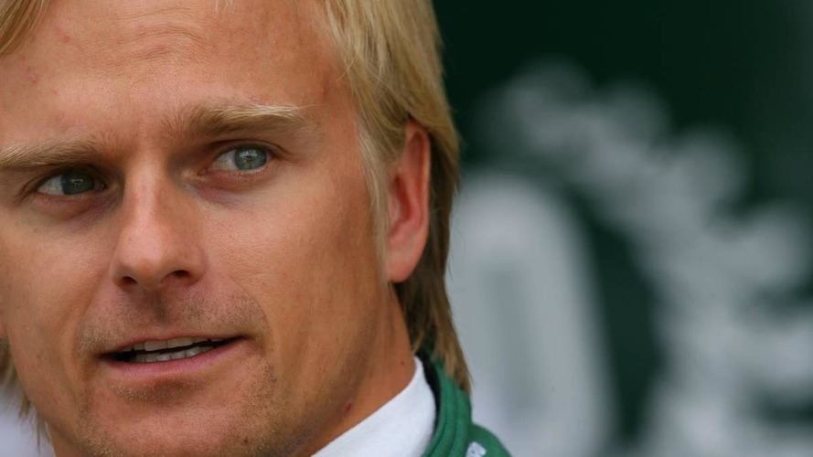 Comfortable Kovalainen to stay at Lotus