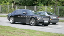 Rolls-Royce RR4 spy photo