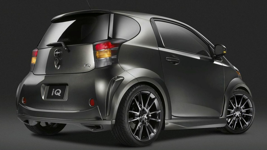 2011 Scion iQ Customized by Five Axis on Display in New York