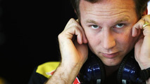 Team orders are not allowed - Horner