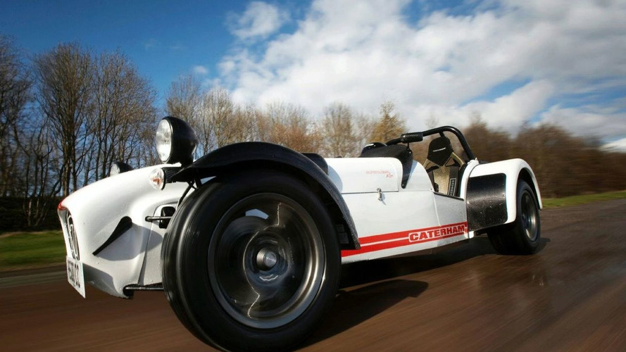 Caterham Offers Insurance to Seven Owners