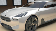 New Kia GT concept to be unveiled shortly, could be virtually production ready