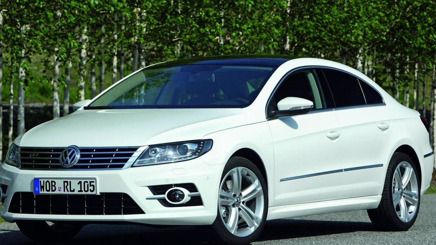 2013 Volkswagen CC R-Line revealed for US