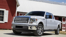 Ford dismisses an F-150 diesel - report