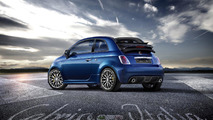 Abarth 500 Cabrio Italia, 695 Competizione & Punto SuperSport previewed for Frankfurt