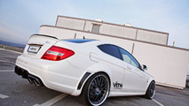 Väth V63 Supercharged based on Mercedes C63 AMG Coupe 14.12.2011