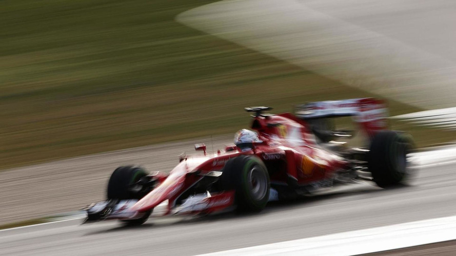 Vettel pace raises hopes of Ferrari revival