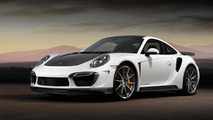 Porsche 911 Turbo and Turbo S restyled by TopCar