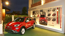 Fiat 500X with Mopar accessories