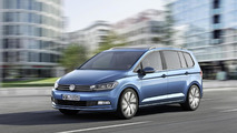 2015 Volkswagen Touran unveiled with increased proportions