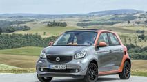 Mercedes confirms additional hybrid variants, Smart ForTwo & ForFour Electric Drive for 2016
