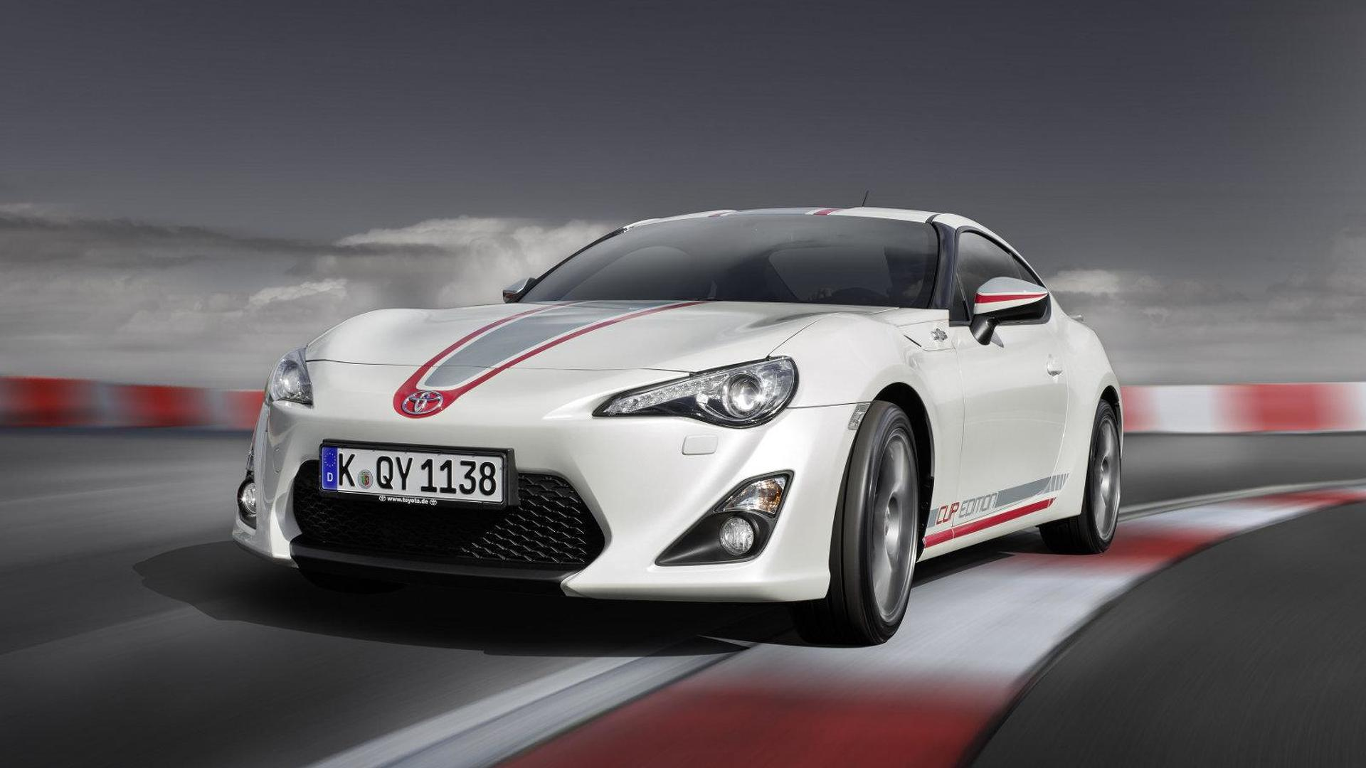BMW/Toyota sports car could be based on the GT 86