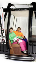 BMW 7-Series Ski Lift by Leitner & BMW Individual 19.11.2012