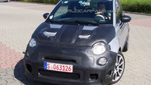 Fiat 500 Abarth SS Spotted