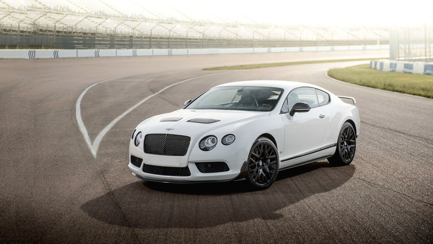 Bentley Continental GT3-R For Sale