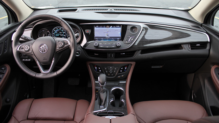 2017 Buick Envision Review Photo