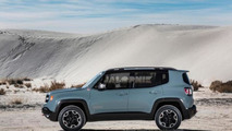 2015 Jeep Renegade official leaked photo