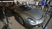 Porsche 918 Spyder at 2013 Goodwood Festival of Speed 15.7.2013