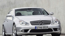 New Mercedes-Benz CLS 55 AMG Unveiled