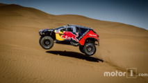 Un documentaire en immersion avec Loeb lors de son premier Dakar