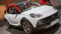 Opel Adam Rocks S unveiled in Amsterdam